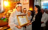 Truy tặng Huân chương lao động hạng Nhì cho đại biểu Ngô Văn Minh