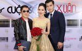 Hoa hậu Huỳnh Thúy Anh xinh tươi hội ngộ Nam vương Xuân Hiển