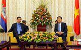 Thủ tướng Campuchia Hun Sen thăm TP HCM