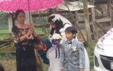 """Sự thật về đám cưới """"chú rể 8 tuổi"""" và cô dâu xinh đẹp ở Hà Tĩnh"""