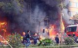 10 vụ cháy nổ kinh hoàng trong năm 2016