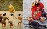 Ngắm những hình ảnh về thời quay phim thiếu thốn của Tây Du Ký 1986