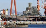 """Trung Quốc """"giận dữ"""" vì Nhật Bản tiết lộ ảnh tàu sân bay bí mật"""