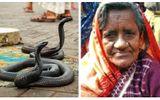 """Cụ bà từ """"cõi chết"""" trở về sau 40 năm bị rắn cắn, thả trôi sông"""