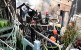 TP HCM: Cháy nhà lúc sáng sớm, một thanh niên tử vong