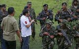 """Tổng thống Philippines nói có """"người trong gia đình"""" thuộc hàng ngũ IS"""