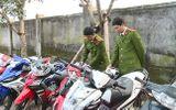 Hà Tĩnh: Khởi tố nhóm đối tượng trộm cắp xe máy