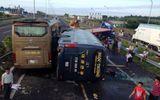 Kiểm tra đồng loạt xe khách sau vụ tai nạn trên cao tốc Long Thành
