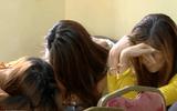 Hà Nội: Triệt phá đường dây sơn nữ bán dâm giá 2 triệu đồng/ lượt