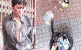 Bị truy đuổi, con nghiện nhiễm HIV cầm kim tiêm dính máu tấn công cảnh sát