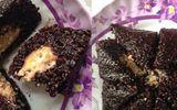 Bánh chưng nếp cẩm – khúc biến tấu cho ẩm thực truyền thống Tết