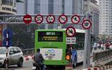 Hà Nội sẽ cấp phù hiệu cho taxi chạy trên tuyến buýt nhanh BRT