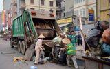 TP. HCM: Hơn 7.000 công nhân vệ sinh thu gom rác qua giao thừa