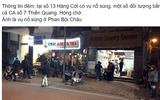 Bác tin cảnh sát hình sự bị bắn trên phố Hàng Cót