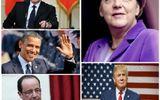 Những nhân vật có ảnh hưởng nhất thế giới năm 2016