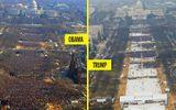 Sự khác nhau giữa lễ nhậm chức của Donald Trump và Barack Obama