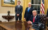 Tổng thống Donald Trump đưa tượng cố thủ tướng Anh trở lại Nhà Trắng