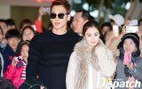 Bi Rain và Kim Tae Hee lần đầu xuất hiện công khai sau đám cưới