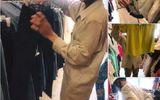 Hình ảnh người cha lam lũ đi mua đồ Tết cho con gây xúc động dân mạng