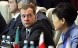 Thủ tướng Nga Medvedev tái đắc cử Chủ tịch đảng Nước Nga thống nhất