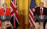 Tổng thống Donald Trump khẳng định quan hệ đồng minh với Anh