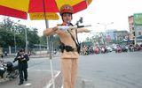 Hà Nội ra quân đảm bảo trật tự an toàn giao thông đầu năm 2017