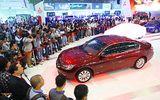 Đại gia Việt chi 165 triệu USD nhập khẩu ôtô trong tháng 1/2017