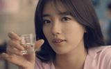 Suzy say rượu và tiết lộ về nụ hôn đầu tiên