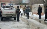 Đánh bom liều chết gần tòa án Afghanistan, ít nhất 60 người thương vong