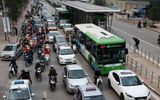 Hà Nội lắp loa tuyên truyền giao thông trên buýt nhanh BRT