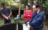 Đà Nẵng: Phát hiện giếng nước bỗng dưng tăng nhiệt, bốc khói mù mịt