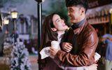 Ưng Hoàng Phúc âu yếm ôm, hôn Kim Cương trong MV mới