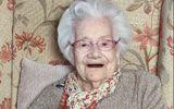 Hé lộ bí quyết sống lâu của cụ bà 104 tuổi
