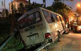 """Xe khách """"điên"""" gây tai nạn liên hoàn, 2 chị em tử vong tại chỗ"""