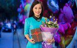 """""""Vàng Anh"""" Minh Hương khoe quà Valentine cho chồng và bạn dẫn"""
