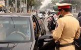 Gần 50 tài xế bị xử phạt vì lấn làn đường buýt nhanh BRT