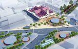 Sẽ phá vòng xoay trước chợ Bến Thành để xây ga ngầm metro