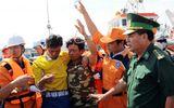 Bình ga phát nổ trên tàu cá, 1 thuyền viên mất tích