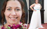 Không tìm được người phù hợp, cô gái 39 tuổi tự kết hôn với chính mình