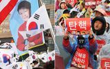 Hàn Quốc chia rẽ vì bê bối chính trị của Tổng thống Park Geun-hye