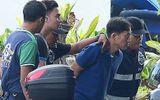 Nghi phạm Triều Tiên mặc áo chống đạn trước khi được thả