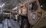 Mỹ hoàn thành vận chuyển một phần thiết bị hệ thống THAAD đến Hàn Quốc