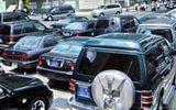Bộ Tài chính đề xuất khoán xe công bắt buộc từ cấp thứ trưởng