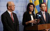 Mỹ: Triều Tiên thử tên lửa là 'một hành động kiêu căng không thể tin nổi'