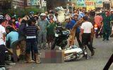 Vụ thai phụ và con gái 9 tuổi tử vong trước cổng trường: Bắt giam tài xế xe tải