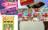 Những món quà gắn chặt với tuổi thơ của nhiều người