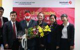 Khách hàng Quảng Ninh nhận giải Jackpot hơn 10 tỷ đồng