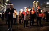 Nhiều người Hàn Quốc kêu gọi bắt giữ Tổng thống bị luận tội Park Geun-hye
