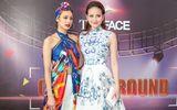 Hoa khôi Du lịch Khánh Ngân làm giám khảo chấm thi casting The Face 2017