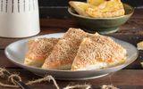 Cách làm bánh mì nướng tôm vừng đơn giản, ngon miệng